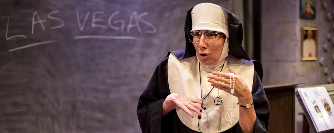 Late Nite Catechism Las Vegas: Sister Rolls the Dice!