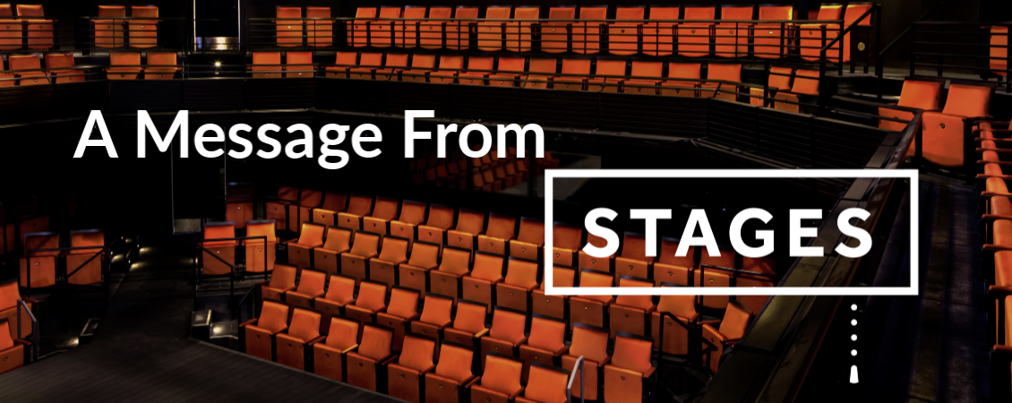 Message from Stages
